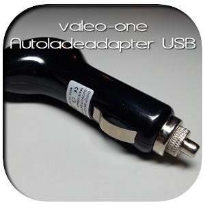 valeo-one e-Zigarette - Zubehör Autoladeadapter USB