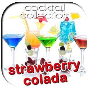 valeo e-liquid - Aroma: Strawberry Colada medium 10ml
