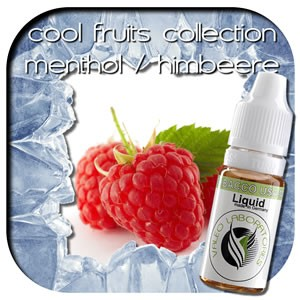 valeo e-liquid - Aroma: Cool Fruits Collection - Himbeer/Menthol ohne 10ml