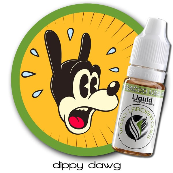 valeo e-liquid - US Collection - Dippy Dawg - strong 10ml