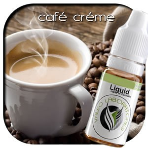 valeo e-liquid - Aroma: Café Creme medium 10ml