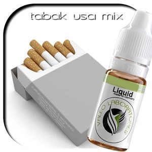 valeo e-liquid - Aroma: Tabak USA Mix ohne 10ml