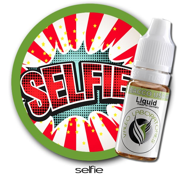 valeo e-liquid - US Collection - Selfie - strong 10ml