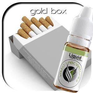 valeo e-liquid - Aroma: Gold Box ohne 10ml