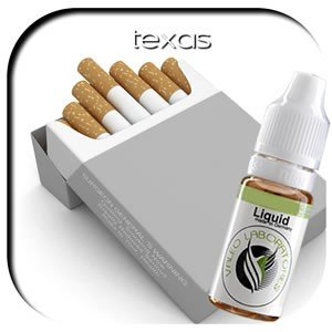 valeo e-liquid - Aroma: Tabak: Texas ohne 10ml