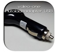 valeo-one e-Zigarette - Zubehr Autoladeadapter USB
