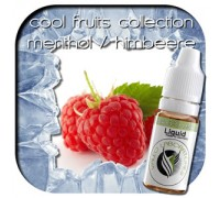 valeo e-liquid - Aroma: Cool Fruits Collection - Himbeer/Menthol light 10ml