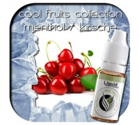 valeo e-liquid - Aroma: Cool Fruits Collection - Kirsche/Menthol light 10ml