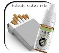 valeo e-liquid - Aroma: Tabak Cuba Mix light 10ml