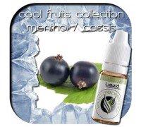 valeo e-liquid - Aroma: Cool Fruits Collection - Cassis/Menthol ohne 10ml