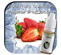 valeo e-liquid - Aroma: Cool Fruits Collection - Erdbeere/Menthol light 10ml