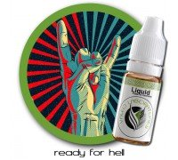 valeo e-liquid - US Collection - Ready for hell - strong 10ml