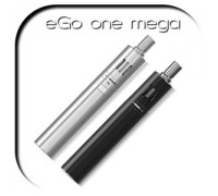 Joyetech eGo One XL eZigaretten Set in Silber