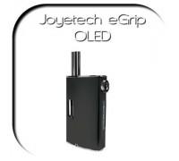 Joyetech eGrip OLED eZigaretten Set in Schwarz