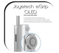 Joyetech eGrip VT OLED eZigaretten Set in Silber