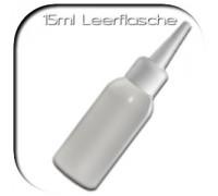 valeo-one e-Zigarette - Zubehr . 15ml Leerflasche