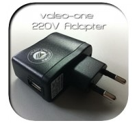 valeo-one e-Zigarette - Zubehr 220 V Steckdosenadapter
