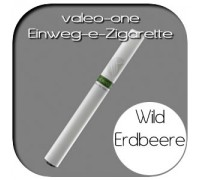 Valeo-One DIE Einweg-e-Zigarette aus Deutschland | Nikotin - Medium | Walderdbeere