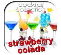 valeo e-liquid - Aroma: Strawberry Colada light 10ml