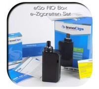 valeo eGo AIO Box 2100mAh eZigaretten Set in Schwarz