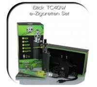valeo SC iStick TC40W eZigaretten Set in Schwarz