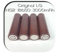 Original LG HG2 3000 mAh 18650 Akku