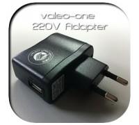 valeo-one e-Zigarette - Zubehör 220 V Steckdosenadapter